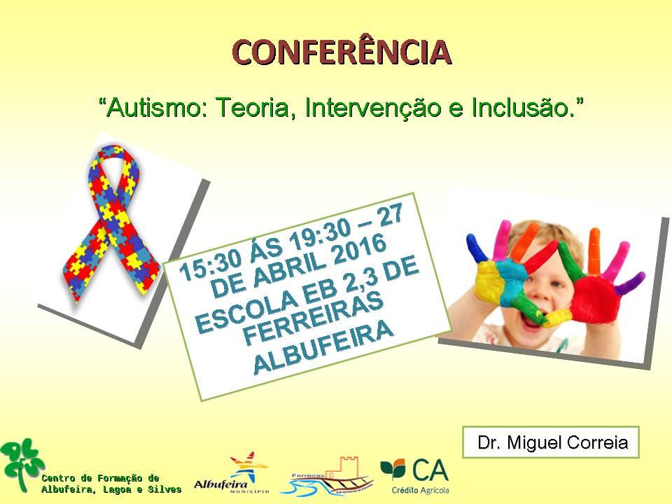 Conferência sobre Autismo